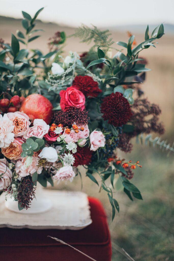 fiori per matrimonio melzo - misti